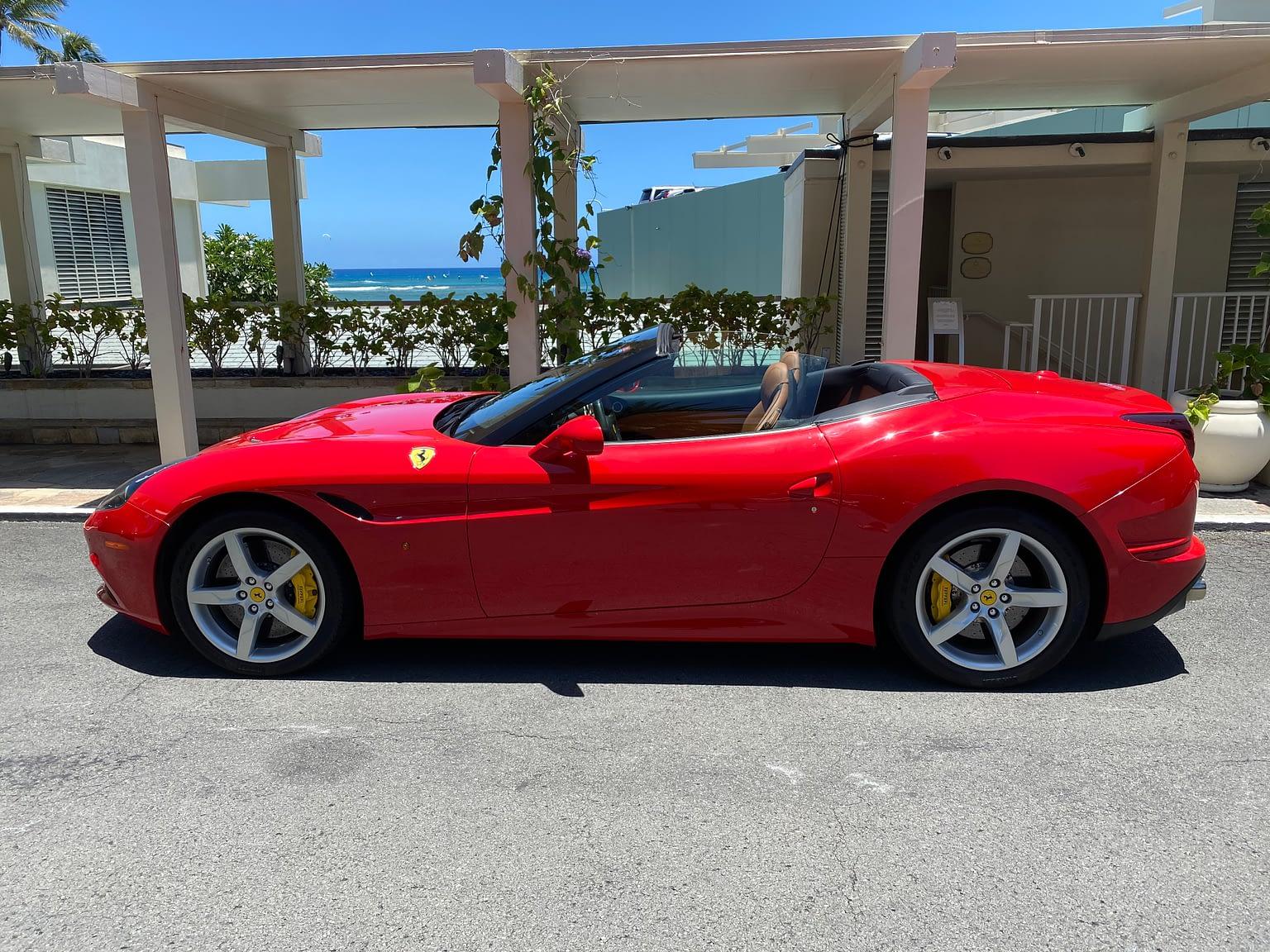 Ferrari Rental Waikiki